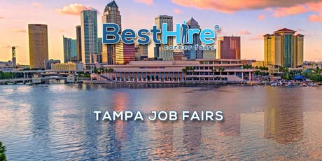 Tampa Job Fair October 17, 2019 - Hiring Events & Career Fairs in Tampa, FL  tickets