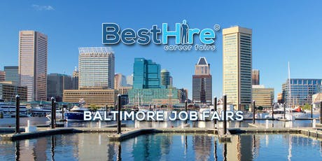 Baltimore Job Fair November 6, 2019 - Hiring Events & Career Fairs in Baltimore, MD tickets