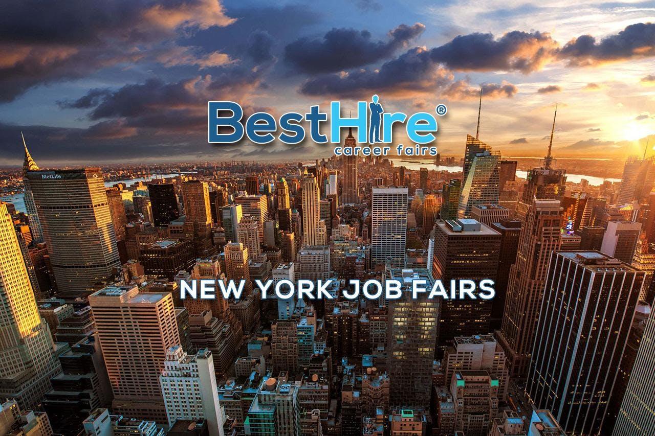New York Job Fair October 10, 2019 - Hiring Events & Career Fairs in New York, NY