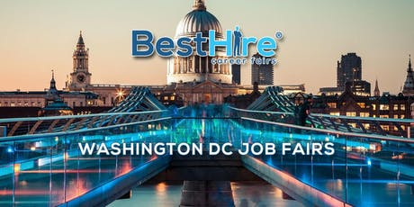 Washington D.C. Job Fair November 14, 2019 - Hiring Events & Career Fairs in Washington D.C.  tickets