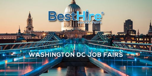 Washington D.C. Job Fair November 14, 2019 - Hiring Events & Career Fairs in Washington D.C.