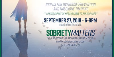 Overdose Prevention & Naloxone Training