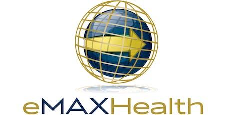 eMAX Health Reception at AMCP NEXUS 2019 tickets