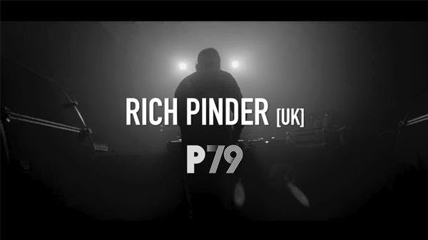 Rich Pinder [UK] @ P79 | powered by BONT & Wh