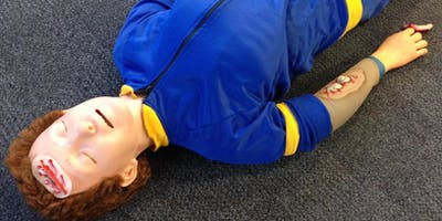 3 Day First Aid at Work - Broadstairs (17-19 June 2019)
