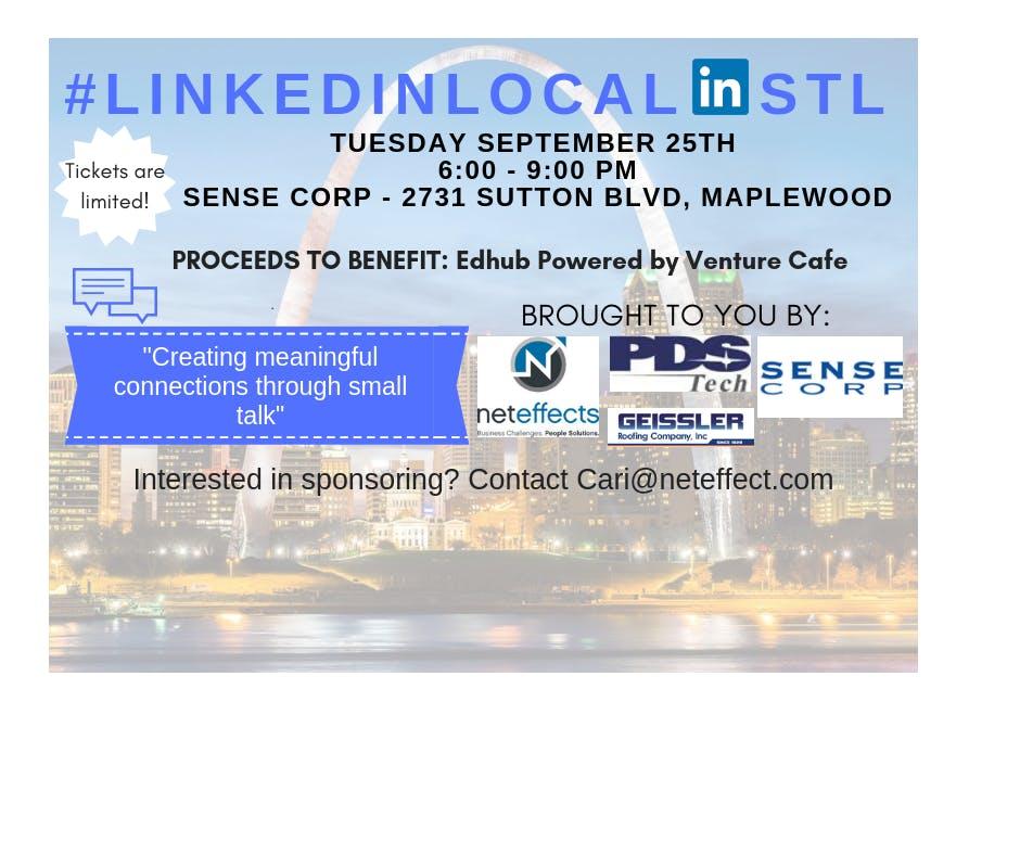 Linkedinlocal STL