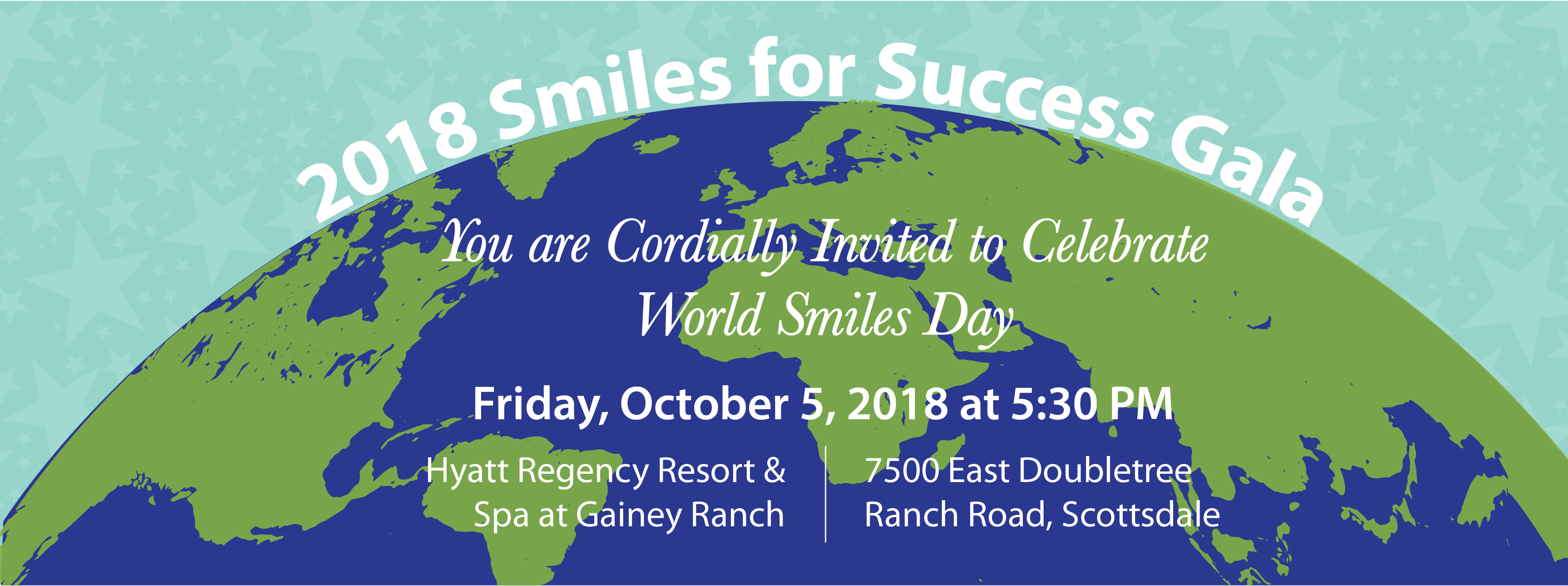 2018 Smiles for Success Gala