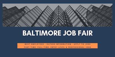 Baltimore Career Fair - October 16, 2018 Job Fairs & Hiring Events in Baltimore MD