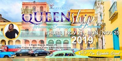 QUEENship Women's Conference | Cuba