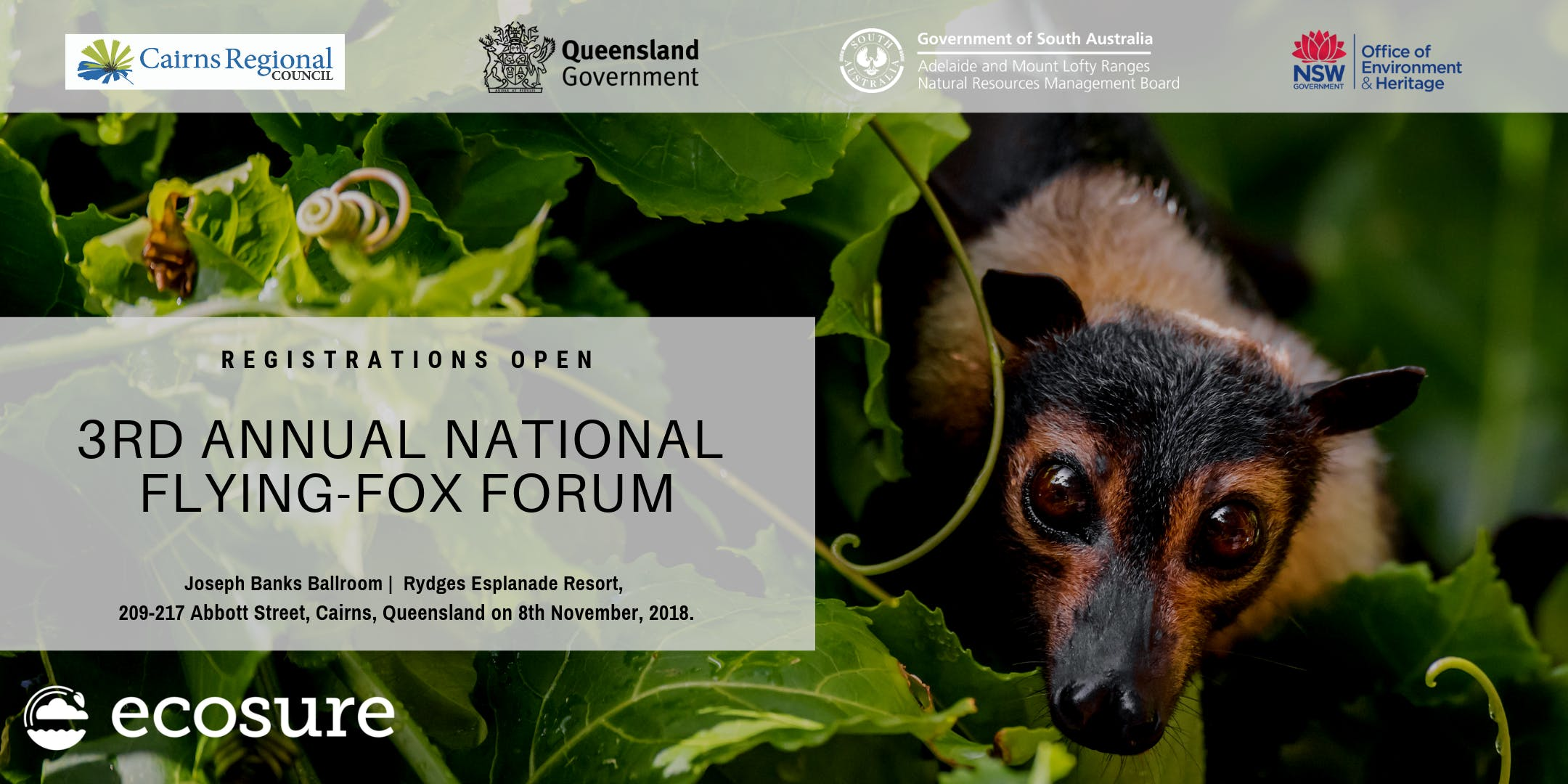 3rd Annual National Flying-Fox Forum