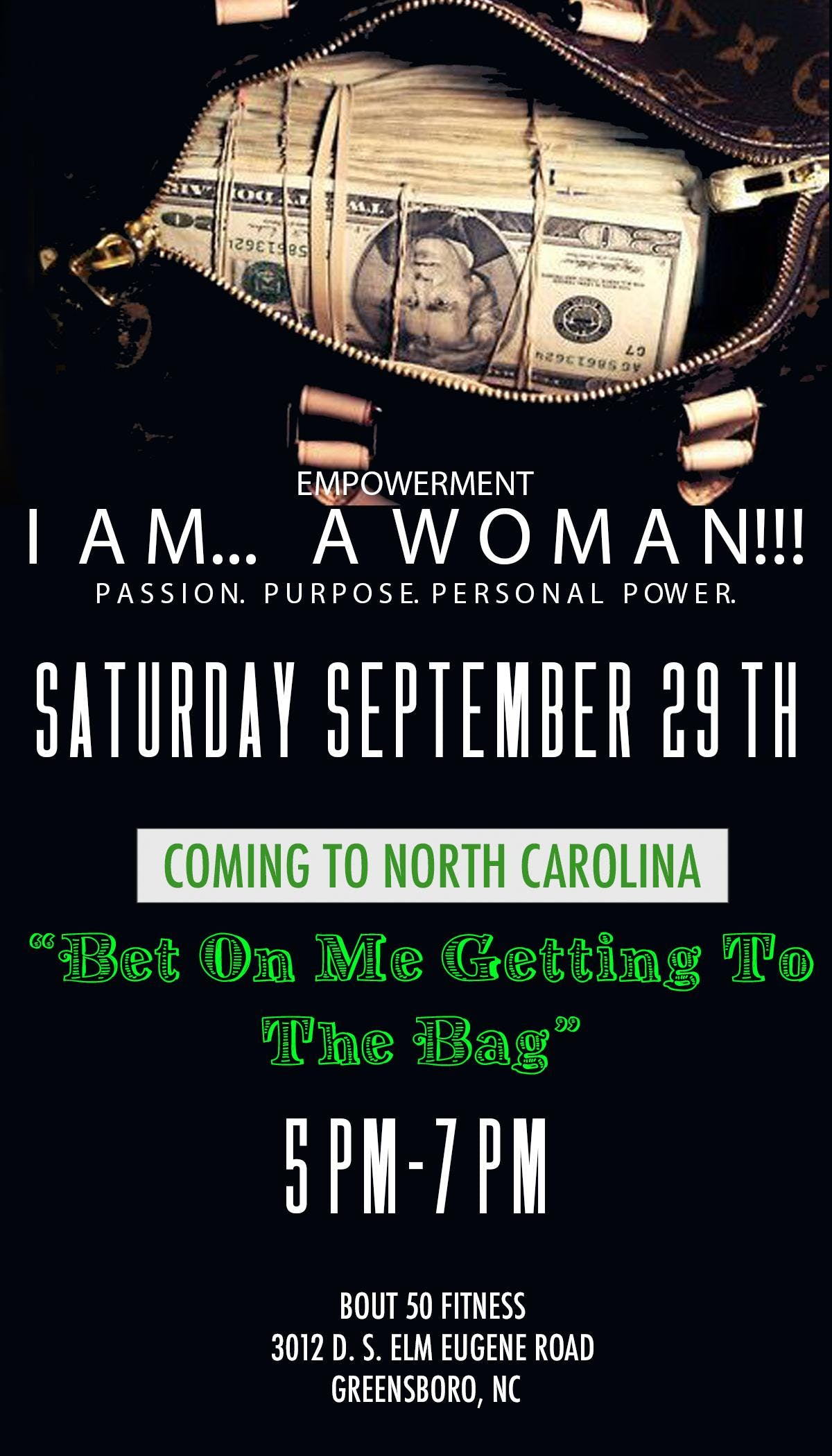I AM... A WOMAN!!! Empowerment