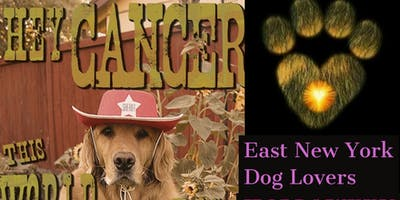 East New York Dog Lovers Halloween Paw Parade Cancer Costume Walk