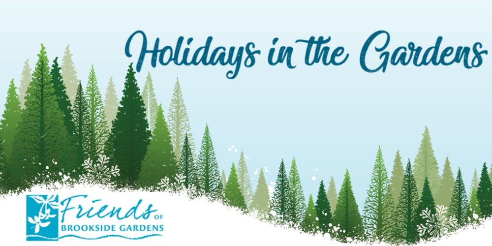 Holidays in the Gardens Tickets, Sat, Nov 10, 2018 at 6:00 PM ...