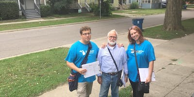 Single Payer Canvassing in East Lansing!
