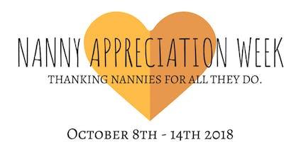 Nanny Appreciation Week 2018