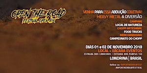 Open the Road Festival Open Air