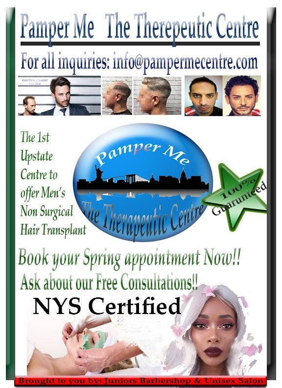 Men's Non Surgical Hair Transplant (Free Cons