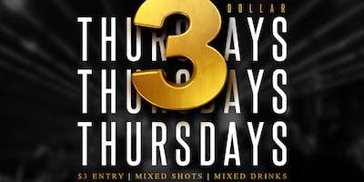 $3 Thursday's @ Bosco