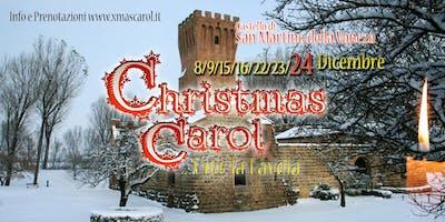 CHRISTMAS CAROL   Il Canto di Natale - Teatro Itinerante a Natale