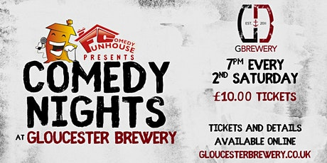 Gloucester Brewery Comedy Night tickets