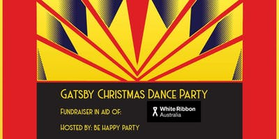 Gatsby Christmas Dance Party & Fundraising for White Ribbon Australia