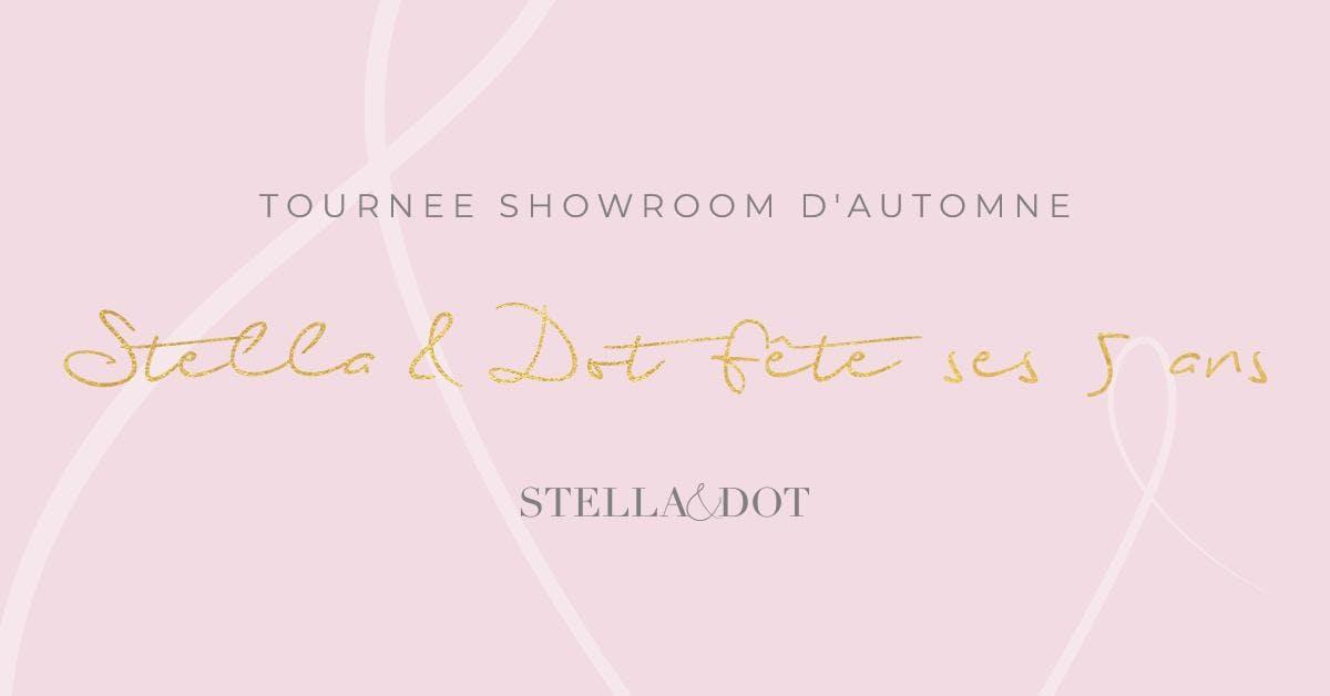 Formation Showroom d'Automne Lyon