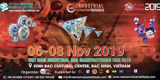 VIMF 2019 - Vietnam Industrial & Manufacturing Fair 2019