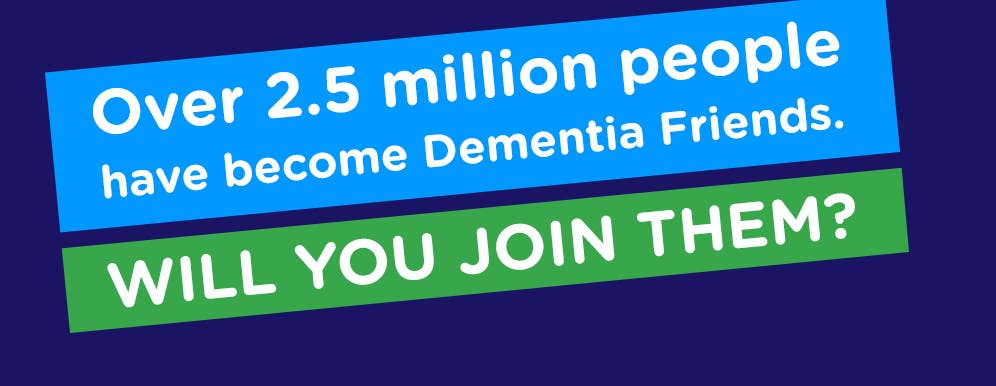 Become a Dementia Friend with Exemplar Health
