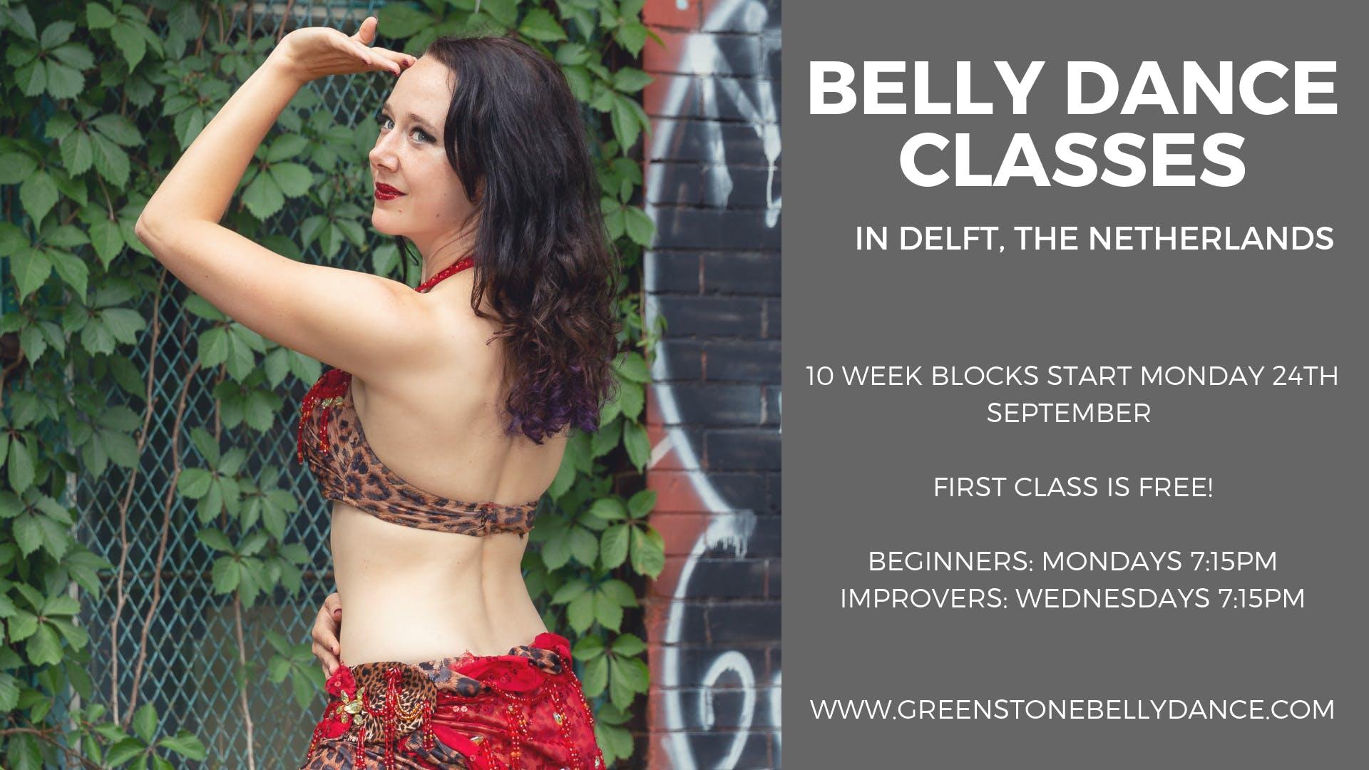 Free Beginner Belly Dance Class in Delft! Gra