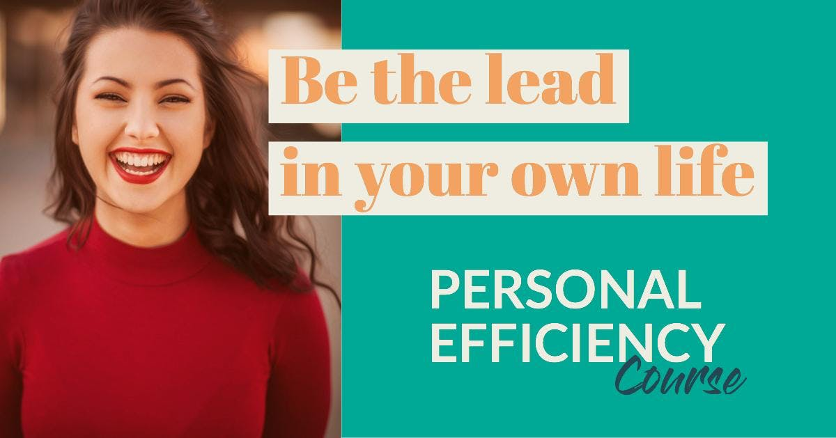 PERSONAL EFFICIENCY Course—Interactive Workshop in South Dublin