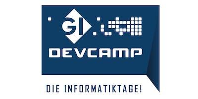 DevCamp - WE PLAY TECH! in Karlsruhe 2019