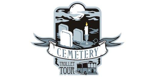 Culpeper Masonic and Episcopal Church Cemetery Tour