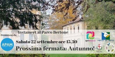Instameet al Parco Bertone #autunnoinbus