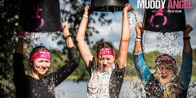 Muddy Angel Run - MÜNCHEN Sonntag 2019