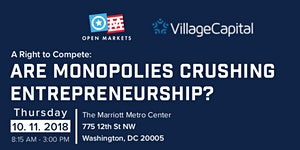 A Right to Compete: Are Monopolies Crushing...
