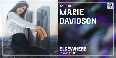 Marie Davidson @ Elsewhere (Zone One)