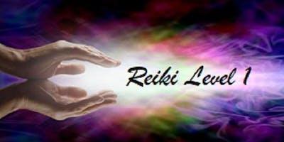 Reiki Level I Course