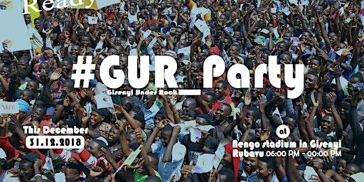 GUR PARTY - Gisenyi Under Rock Party
