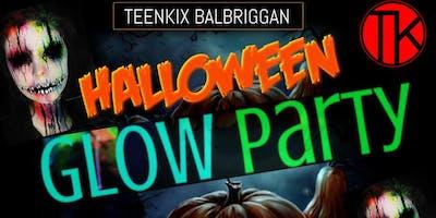 TeenKix Balbriggan Halloween GLOW PARTY - Amy.