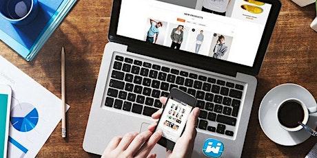 Lagos E-commerce & Digital Selling Workshop - Starting & Building Your Online Store/Business. All Secrets Revealed. 100% Practical Workshop tickets