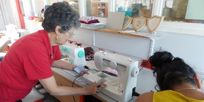 Repair Shed Sewing Cafe