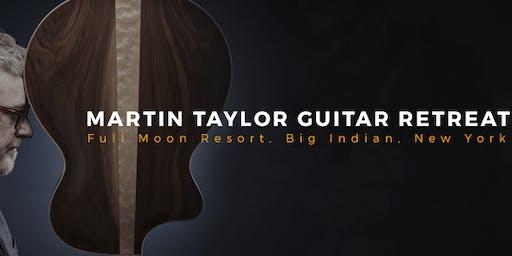 Martin Taylor's NY Guitar Retreat