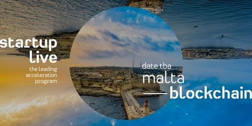Startup Live Malta — blockchain