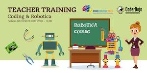 Teacher Training - Strumenti per il Coding e Robotica...