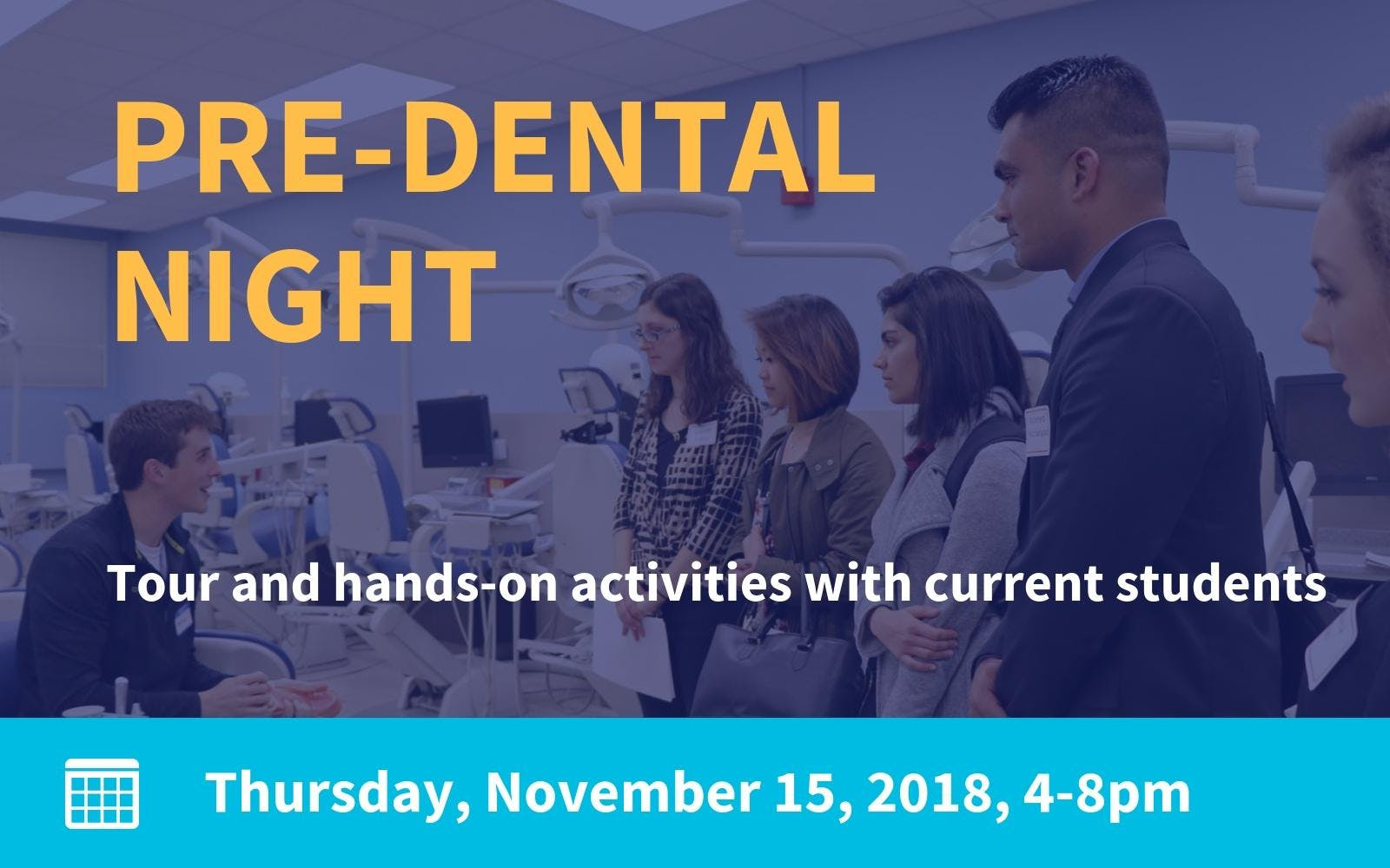 UIC College of Dentistry Predental Night