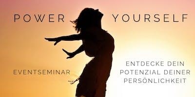 POWER YOURSELF - Das Eventseminar