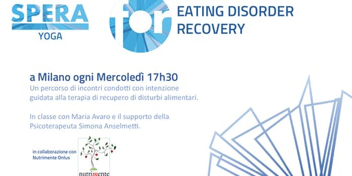 Yoga for Eating Disorders - Lezione di Prova