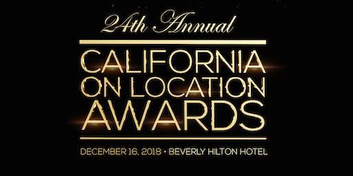 加州选址颁奖晚会