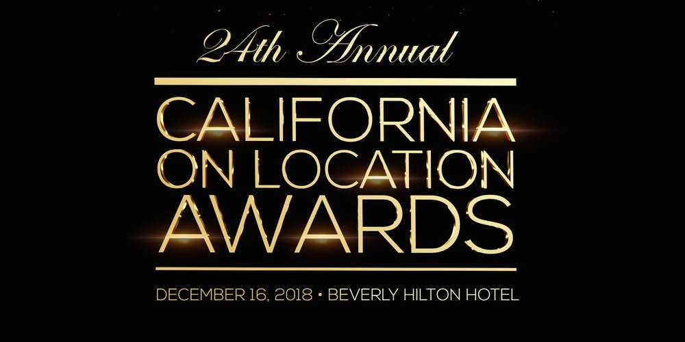 Image result for california on location awards