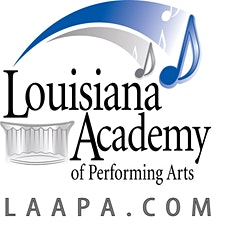 Louisiana Academy of Performing Arts logo